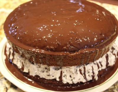 oreo cream cheese cake